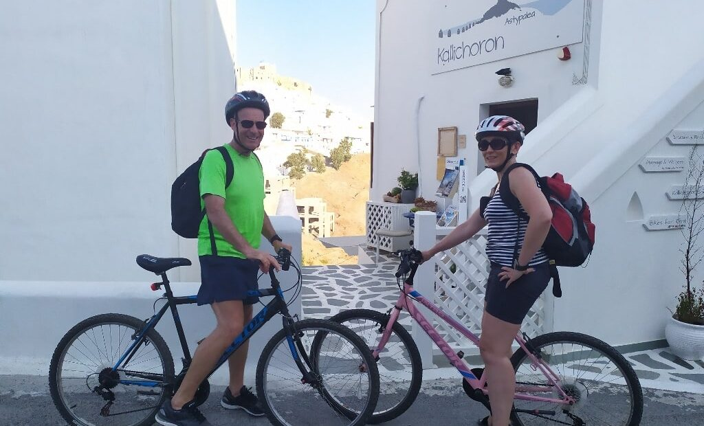 Kallichoron Art Boutique Hotel Invests in New Bicycle Service