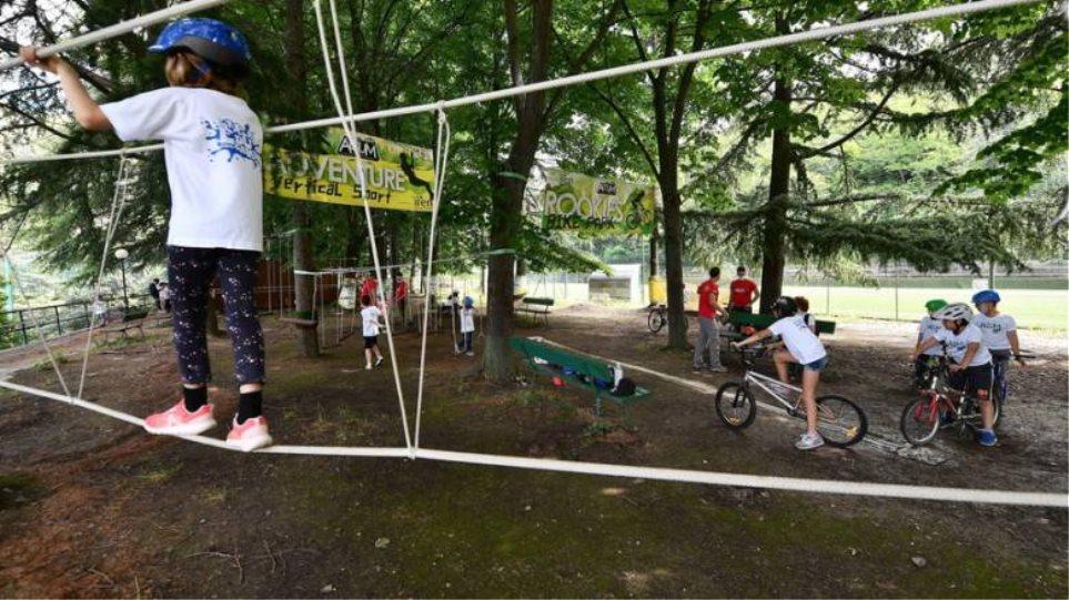 Kατασκηνώσεις: Αυστηρότερα μέτρα προ των πυλών – Πώς θα γίνεται η είσοδος των παιδιών