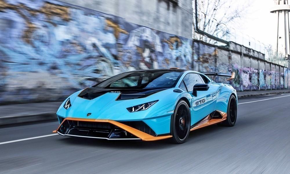 Lamborghini: Ρεκόρ πωλήσεων στο πρώτο εξάμηνο του 2021