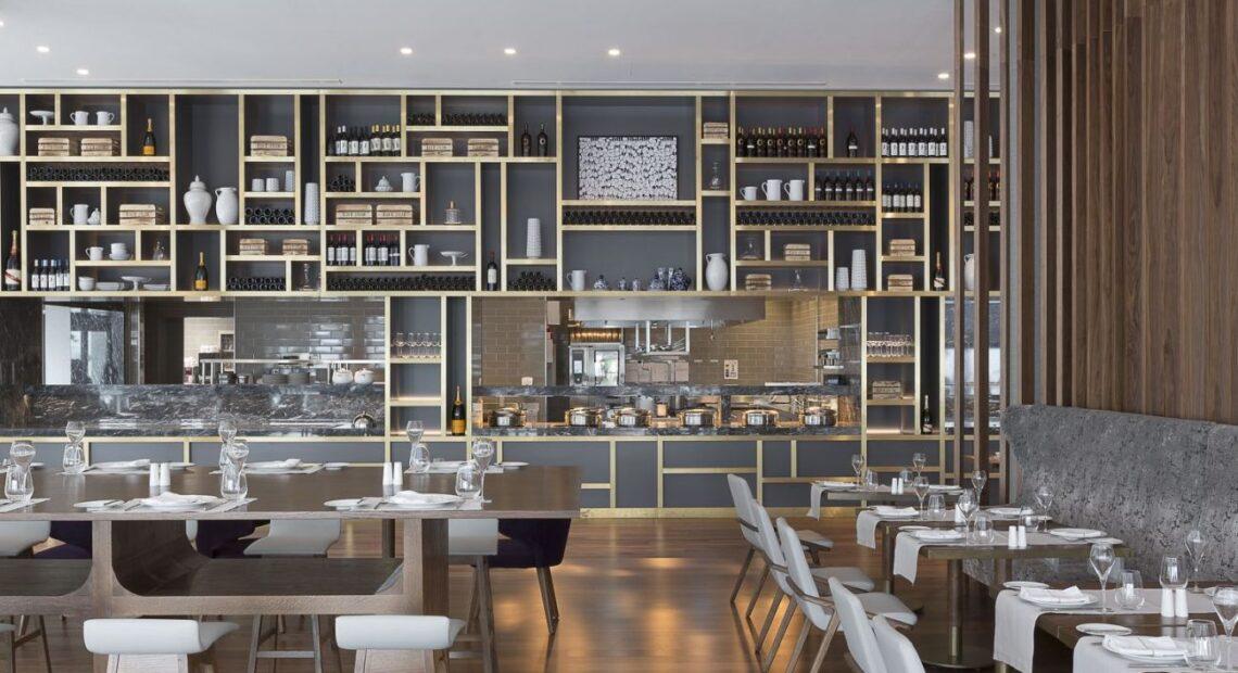 Makedonia Palace's Salonica Restaurant Once Again Wins Greek Cuisine Award