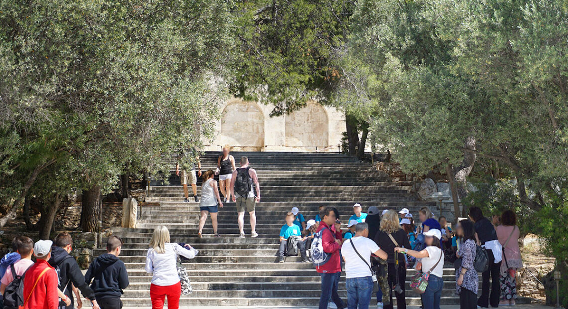 May 2021 Travel Flows to Greece Soar by 413
