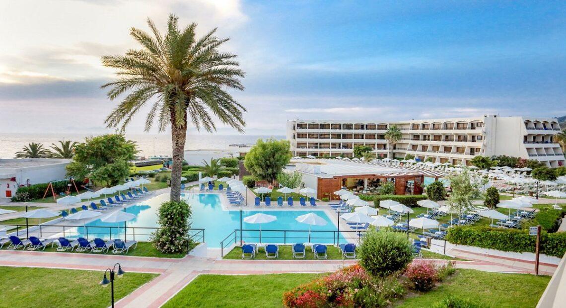 Meliá Adds Cosmopolitan Hotel on Rhodes to Portfolio