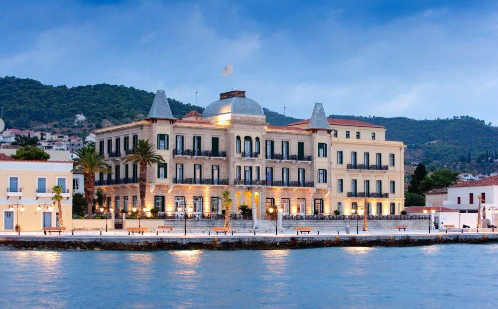 Poseidonion Grand Hotel Offers Unique Summer Holidays on Spetses
