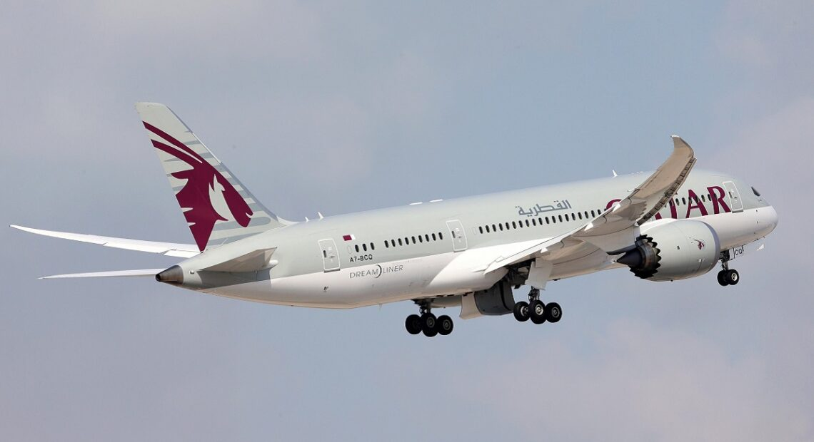 Qatar Airways Named Airline of the Year for 2021
