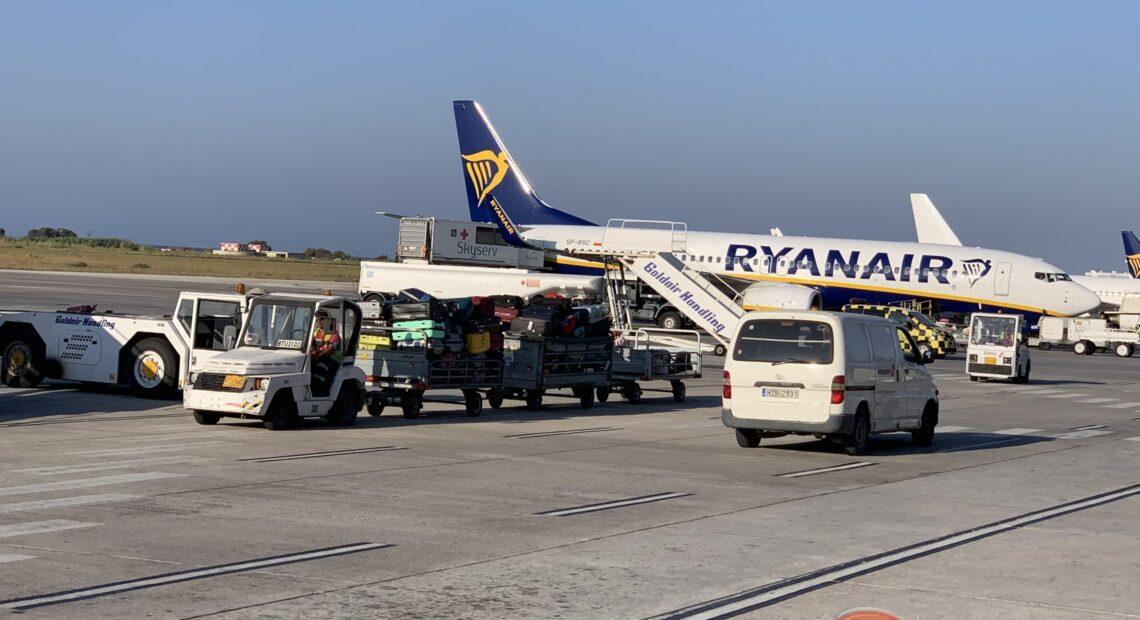Ryanair: 1+1 εισιτήριο δώρο, σε καλοκαιρινή πρόσφορα