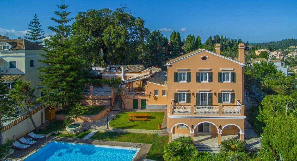 Villa 1870 Promises Luxurious Stays on Corfu