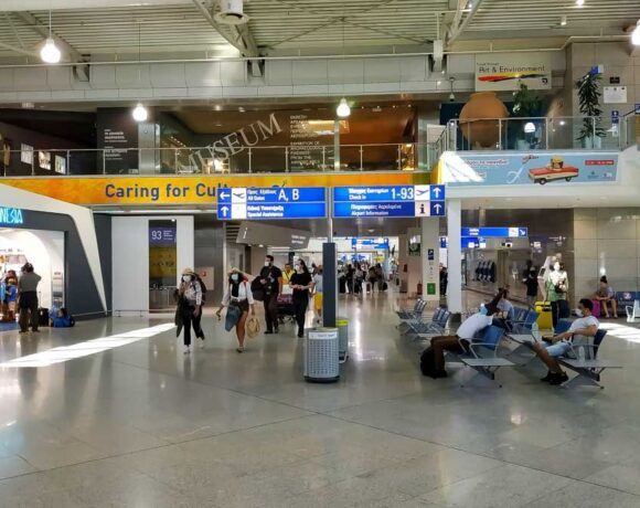 Athens Airport Sees Summer 2021 Supporting Progressive Recovery from Covid-19