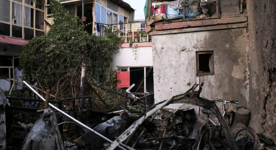 Αφγανιστάν – Αεροπορική επίθεση των ΗΠΑ κατά «βομβιστή αυτοκτονίας» – «Σχεδίαζε επίθεση στην Καμπούλ»