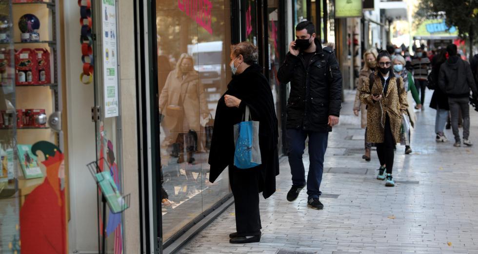 ΕΛΣΤΑΤ: Αυξήθηκε κατά 10,8% ο όγκος των πωλήσεων του λιανικού εμπορίου τον Ιούνιο του 2021