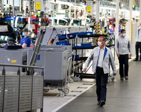 Ευρωζώνη: Ξεπέρασε τις προβλέψεις η μεταποιητική δραστηριότητα τον Ιούλιο