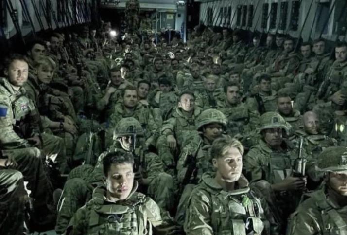 Εφυγαν οι Βρετανοί από το Αφγανιστάν