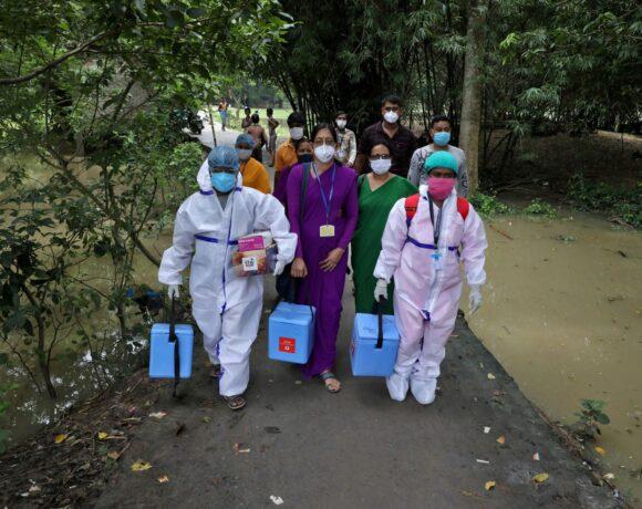 Ινδία – Πάνω από 38 χιλιάδες κρούσματα κοροναϊού σε 24 ώρες – 478 νέοι θάνατοι