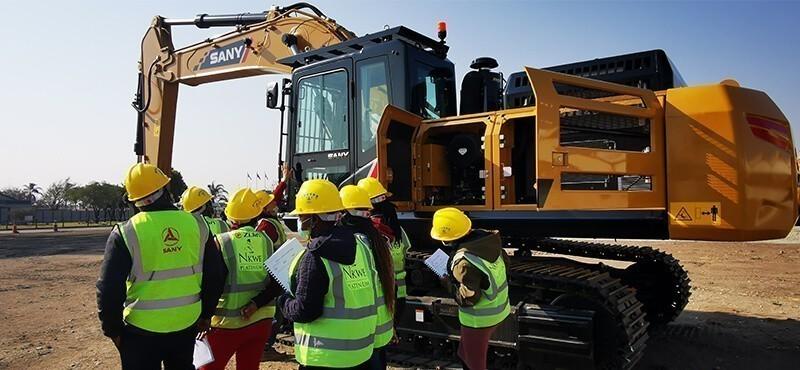 Κίνα-Sany Heavy Industry Co: Aύξηση κερδών 17,16% το πρώτο εξάμηνο του 2021