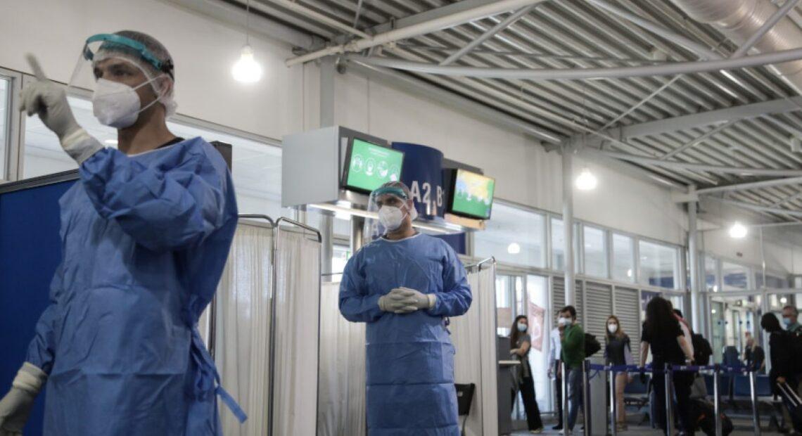 Κορωνοϊός: «Τα δύσκολα είναι μπροστά μας» – Πλησιάζουν στα όρια τους τα νοσοκομεία πρώτης γραμμής