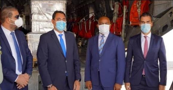 Κορωνοϊός: H Ελλάδα δώρισε 200