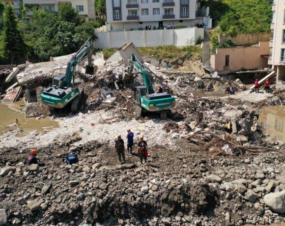 Τουρκία – Στους 58 οι νεκροί μετά τις φονικές πλημμύρες