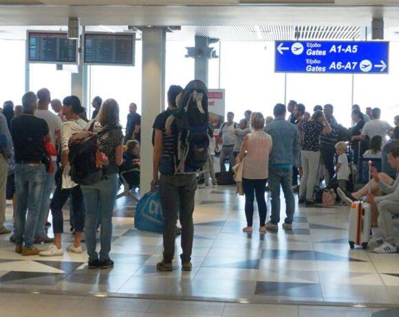 International Flights to Greece Shoot Up in July