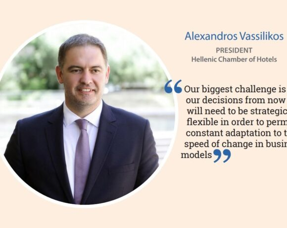 Op-Ed: 'Tourism will Rebound!' – Alexandros Vassilikos