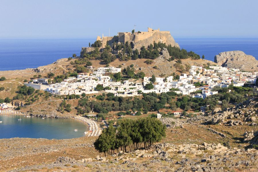 South Aegean Islands Playing Big Part in Greece's 2021 Tourism Success