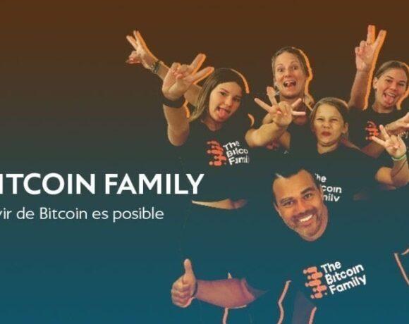The Bitcoin Family: Μια οικογένεια έχει αποθηκεύσει κρυπτονομίσματα σε τέσσερις ηπείρους