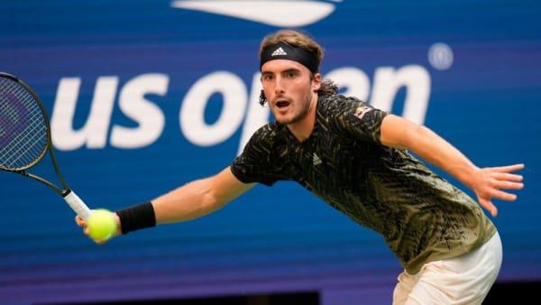 US open: Τη νίκη ο Τσιτσιπάς, τα νεύρα ο Μάρεϊ