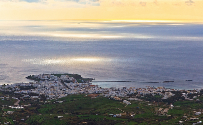 US Travel Market Meets Greece's Tinos Island at ASTA Global Convention 2021