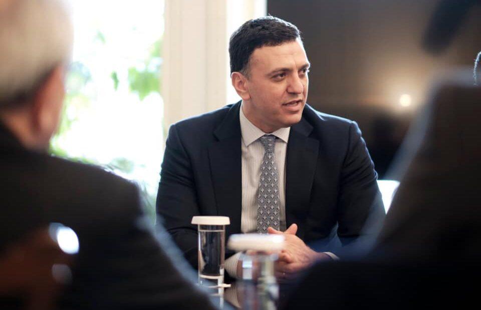 Vassilis Kikilias Appointed New Tourism Minister of Greece