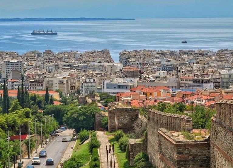 Antiquities Return to Thessaloniki Metro Station Site