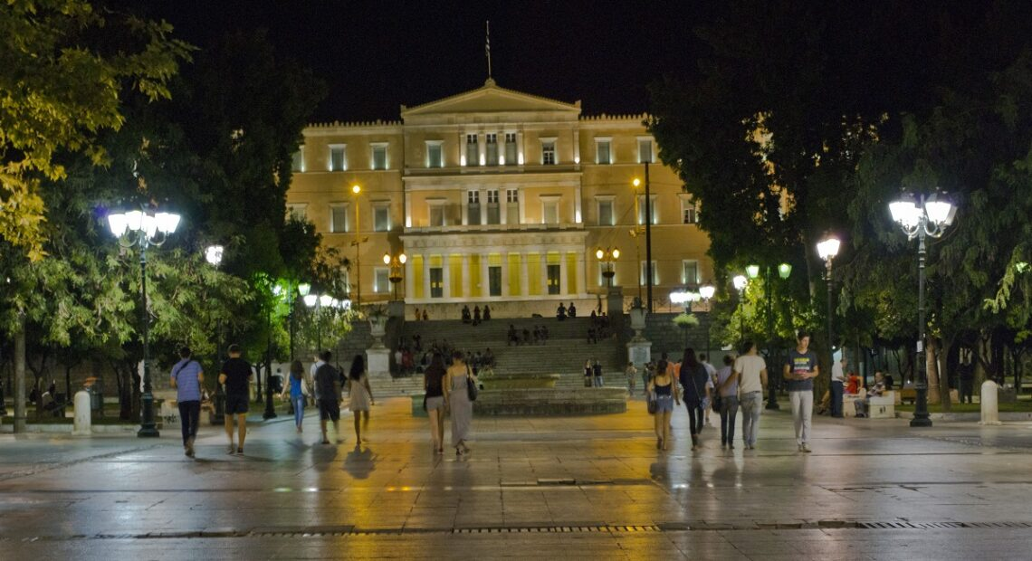 Athens Topped UK, US, French Traveler Searches for August
