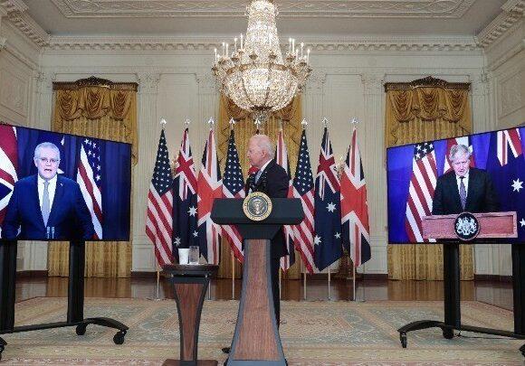 AUKUS: Πέντε πράγματα που άλλαξαν στον πλανήτη μετά τη συμφωνία των Αγγλοσαξώνων