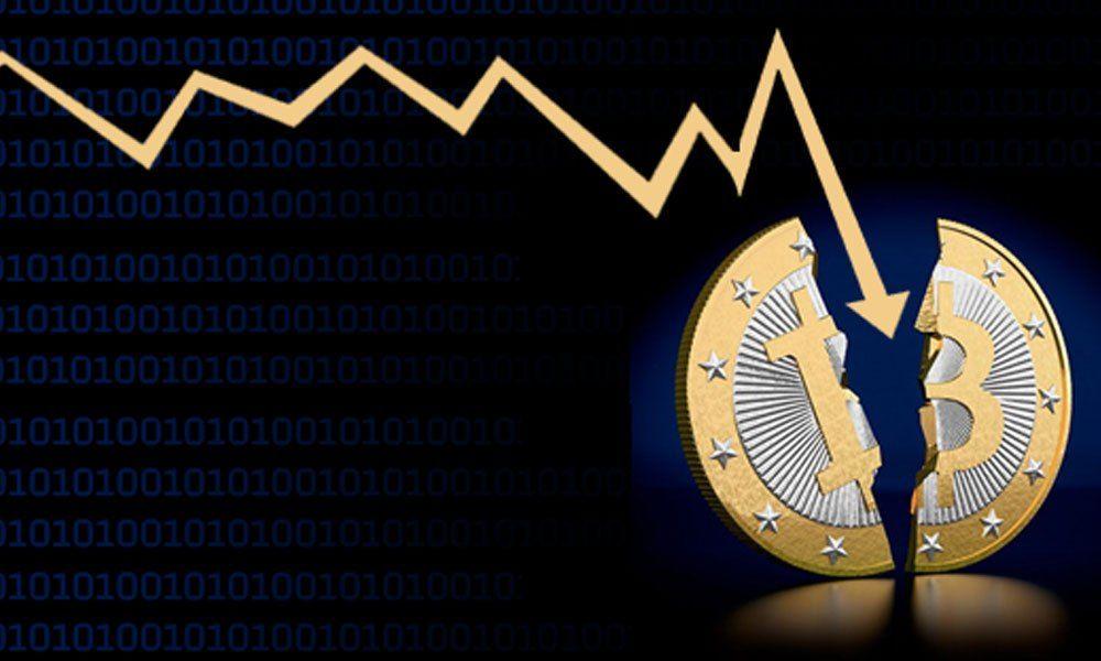 Bitcoin: Μεγάλη πτώση σε ένα 24ωρο λόγω Κίνας