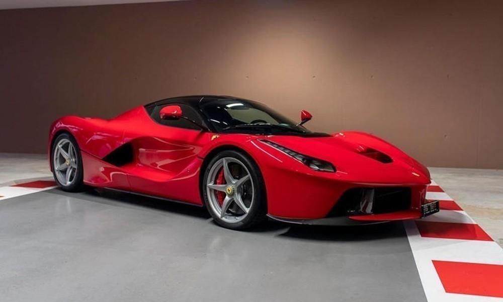 Αυτά είναι τα πιο ακριβά αυτοκίνητα στον κόσμο