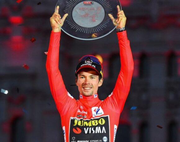 Βουέλτα: Ο Ρόγκλιτς νίκησε και φέτος στο Γύρο Ισπανίας