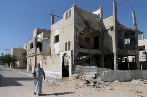 Γάζα – Ξεκινά η ανοικοδόμηση από τους ισραηλινούς βομβαρδισμούς – Περίπου 2
