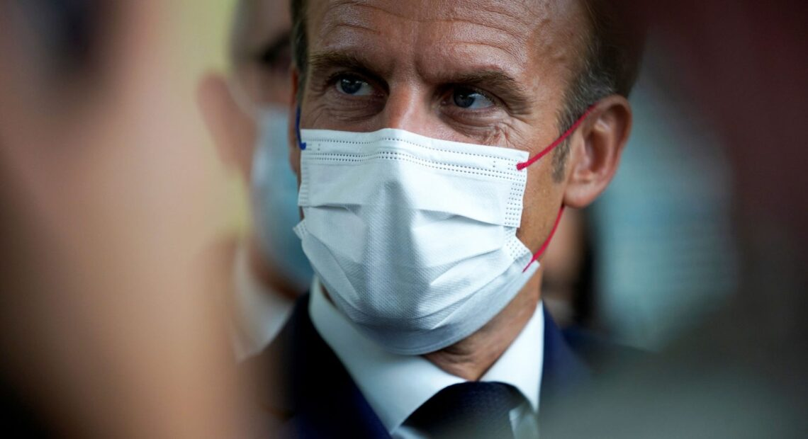 Γαλλία – Σε ισχύ από την Τετάρτη το μέτρο του υποχρεωτικού εμβολιασμού των υγειονομικών