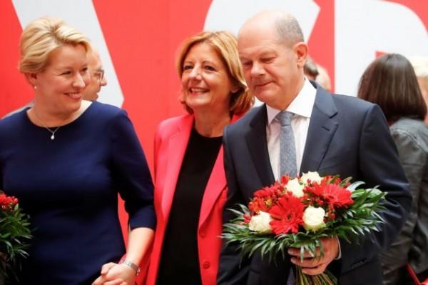 Γερμανία – Αβεβαιότητα μετά τις εκλογές για τη μετά-Μέρκελ εποχή