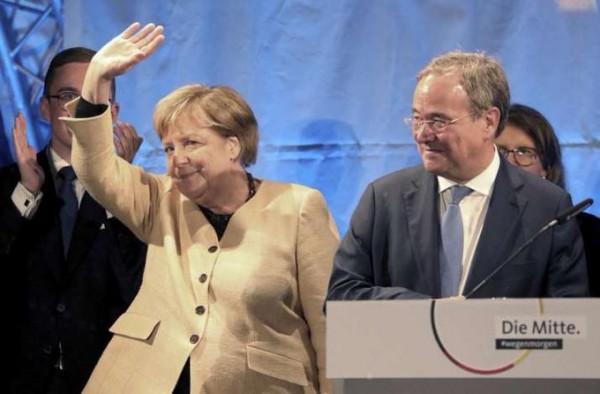 Γερμανία – Ανοιξαν οι κάλπες των ομοσπονδιακών εκλογών – Αβέβαιο το αποτέλεσμα