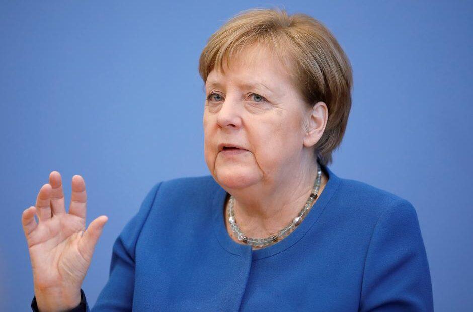 Γερμανία – εκλογές: «Arrivederci» από την Άνγκελα Μέρκελ με ξαφνική επίσκεψη στην εκλογική της περιφέρεια