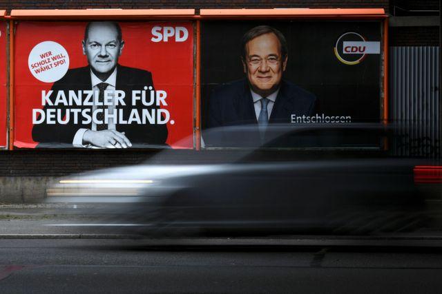 Γερμανικές εκλογές – «Γρίφος» η νέα κυβέρνηση στη Γερμανία – Προς παράταση της θητείας Μέρκελ