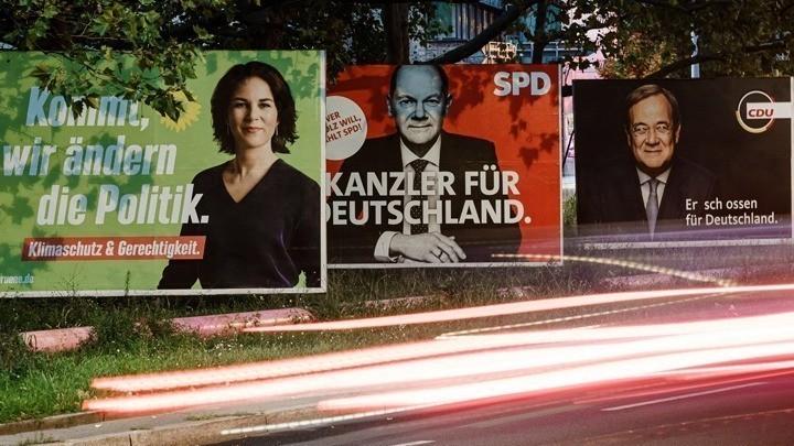 Γερμανικές εκλογές: Τα exit polls έδειξαν ισοπαλία