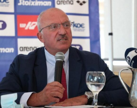 Γιαννόπουλος: «Για πρώτη φορά πρωτάθλημα 8 μηνών»