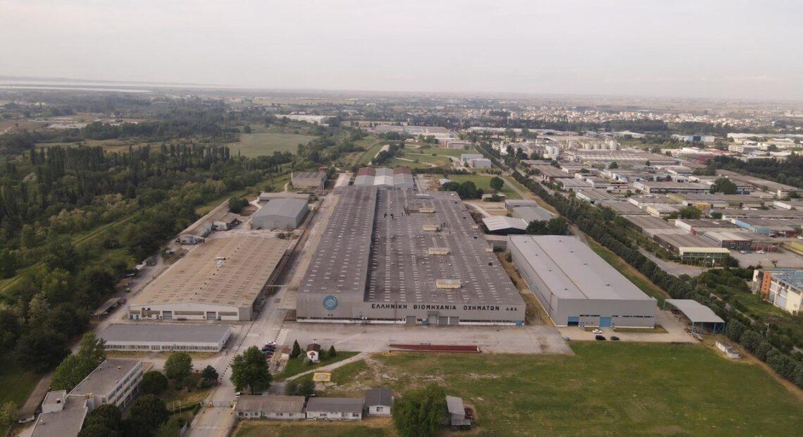 ΕΛΒΟ: Έξι μήνες νωρίτερα η τρίτη δόση για την εξαγορά από τις SK Group – Plasan – Γλύνης