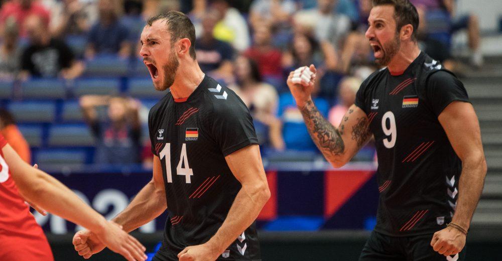 Ευρωβόλεϊ ανδρών: Η Γερμανία 3-1 τη… λίγη Βουλγαρία