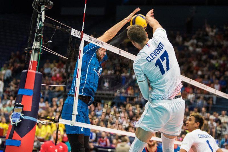 Ευρωβόλεϊ ανδρών: Η Τσεχία απέκλεισε τη χρυσή Ολυμπιονίκη Γαλλία!