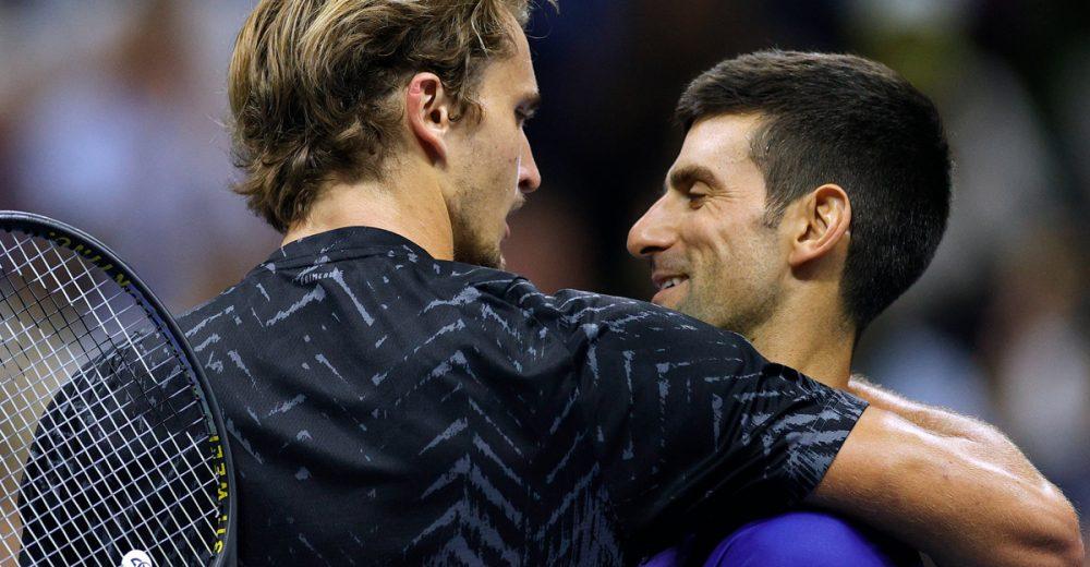 Ζβέρεφ: «Ο Τζόκοβιτς είναι ο κορυφαίος τενίστας όλων των εποχών»