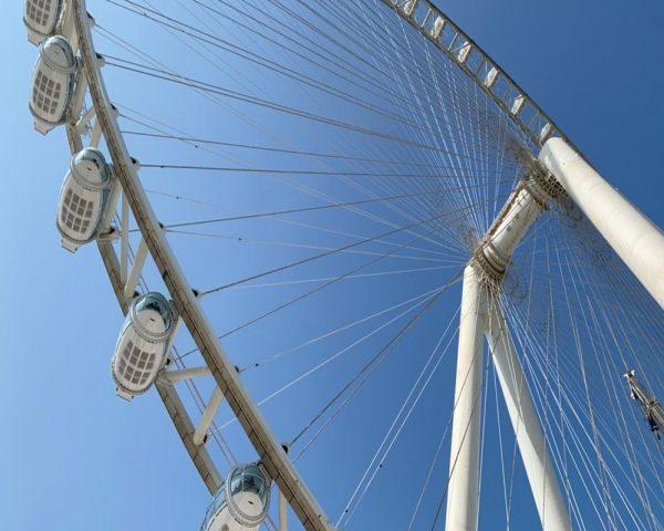 Η υψηλότερη ρόδα παρατήρησης του κόσμου θα γυρίζει στο Ντουμπάι