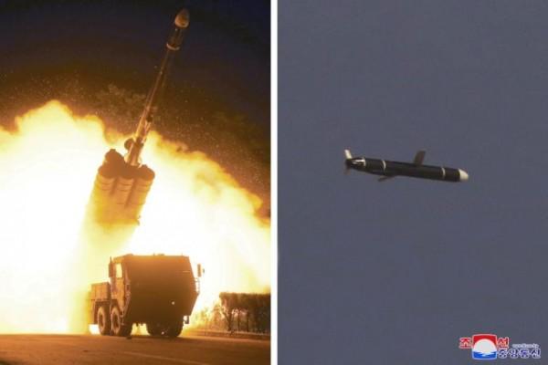 ΗΠΑ – Καταδίκασαν την εκτόξευση βαλλιστικού πυραύλου από την Β