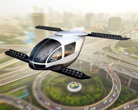 Ιπτάμενα οχήματα μέχρι το 2024; «Είναι πιθανό» σύμφωνα με γνωστό CEO