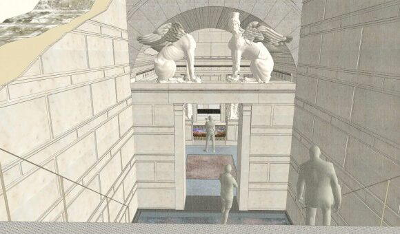 ΚΑΣ – Ομόφωνα «ναι» σε μελέτες κατασκευής εξωτερικού κελύφους στον τύμβο Καστά Αμφίπολης