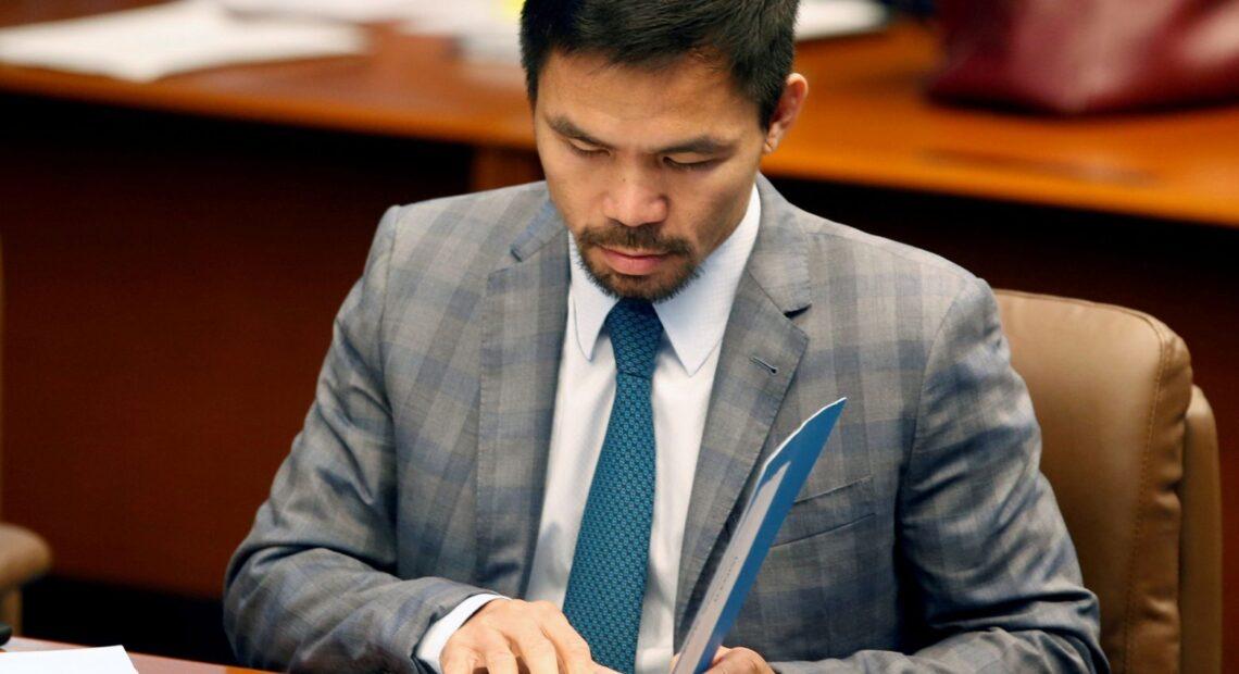 Μάνι Πακιάο – Υποψήφιος πρόεδρος στις Φιλιππίνες ο θρύλος της πυγμαχίας